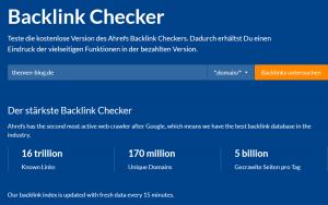 40 kostenlose Backlinks Liste