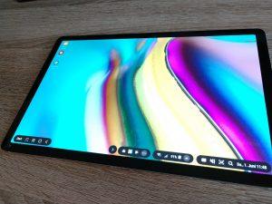 TAB S5e Samsung DeX Modus