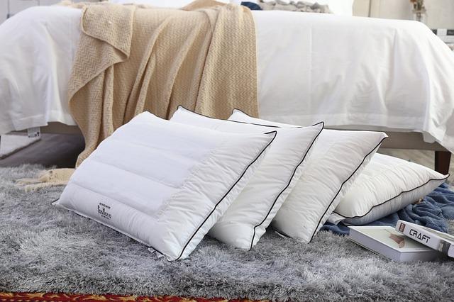 Bettdecken Aufbewahrung und Kissen Aufbewahrung