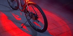 Fahrradbeleuchtung mit USB