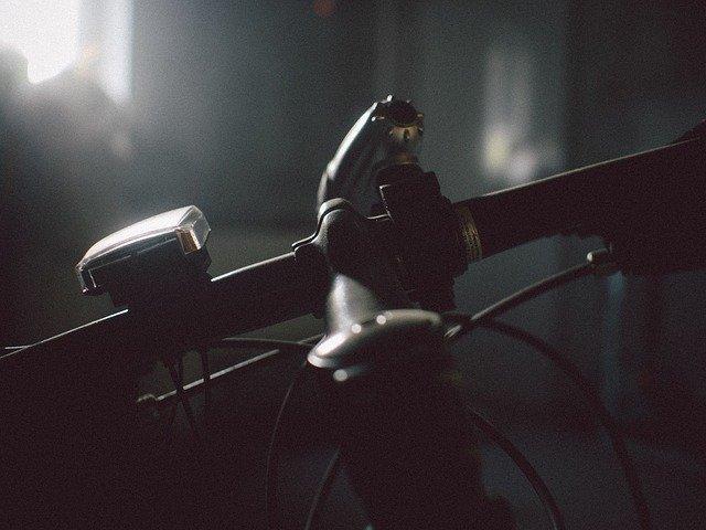 Fahrradlampe USB