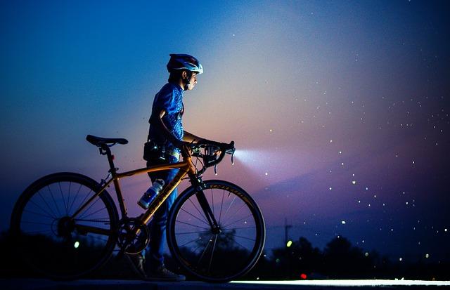 Fahrradlicht USB und Fahrradbeleuchtung USB