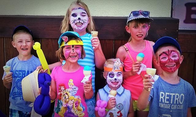 Schminkkoffer für Kinder - Kinder Schminkkoffer