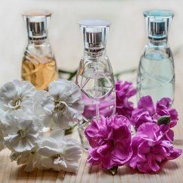 Parfum-Zerstäuber Parfüm flasche leer
