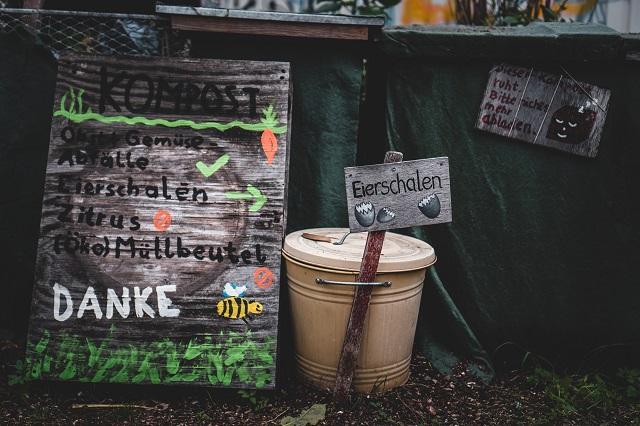 Wurmkiste für den Wurmkomposter