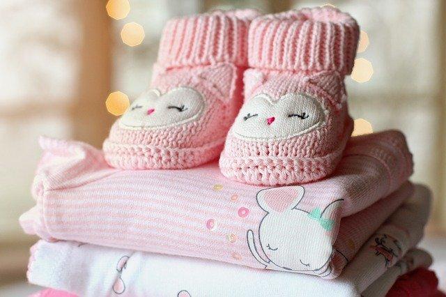 Geburtskissen für Jungen und Mädchen